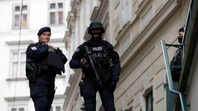 صورة إدانات من الاتحاد الأوروبي والجامعة العربية لهجوم فيينا الإرهابي