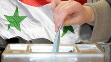 صورة الانتخابات السورية في موعدها