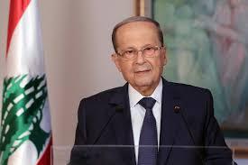 صورة الرئيس عون: بعد رفع السرية المصرفية أتمنى ان يأخذ التحقيق الجنائي طريقه لادانة المرتكبين