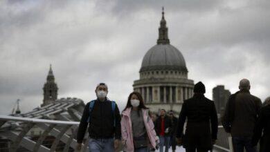 صورة لندن تعلن حالة الطوارئ