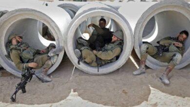 صورة الجيش الاسرائيلي ليس جاهزاً للحرب
