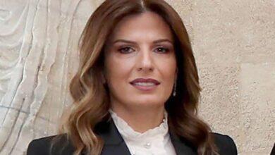 صورة لميا يمين دويهي تعلن إصابتها بفيروس كورونا