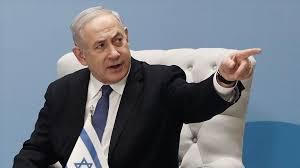 صورة نتنياهو ينفي اتهامات الفساد الموجهة إليه