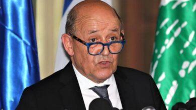 صورة #بالفيديو  وزير الخارجية الفرنسي: السياسيون اللبنانيون لا يقدمون المساعدة إلى بلدهم الذي يواجه أخطار الانهيار