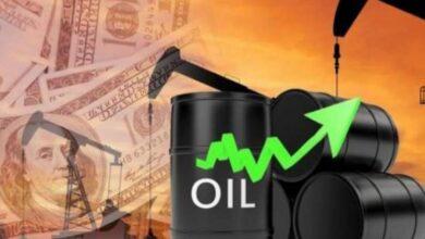 صورة اسعار النفط الى ارتفاع