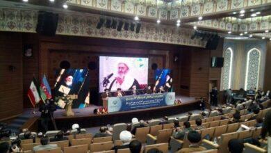 صورة المؤتمر الدولي حول قره باغ: قره باغ جزء من أرض الإسلام ويجب أن تحل أزمتها بالحوار