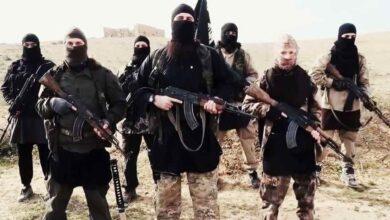 صورة داعش يتبنى هجوم بالما