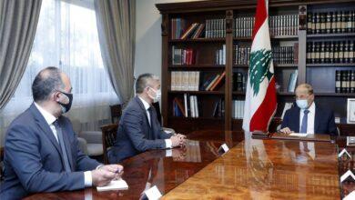 صورة لبنان وصل الى الانهاك