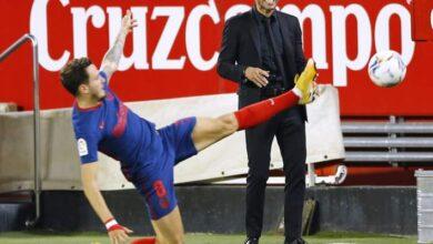 صورة سقوط أتلتيكو مدريد يشعل الصراع على اللقب في الليغا، اليونايتد يقلب الطاولة على برايتون وهوركاش بطل بطولة ميامي