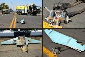 صورة عملية هجومية على مطار أبها السعودي