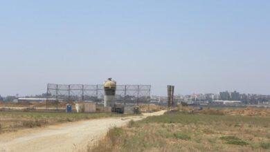 """صورة صفارات الانذار تدوي في """"ناحل عوز"""" في غلاف غزة"""