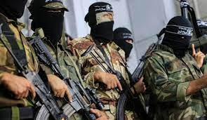 صورة كلمة قيادي المقاومة الفلسطينية
