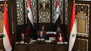 صورة اخر احداث الانتخابات السورية
