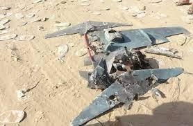 صورة تدمير17 طائرة مسيرة مفخخة أطلقت تجاه السعودية