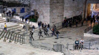 صورة اسرائيل تعتدي على عدد من الشبان