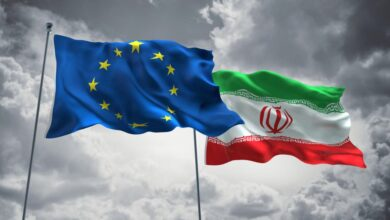صورة بكين ترحب بعودة المحادثات بين طهران والاتحاد الأوروبي